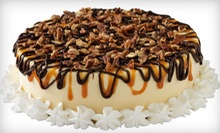 Ice Cream and Gourmet Frozen Yogurt, or Ice-Cream Cakes at Marble Slab Creamery (Half Off)