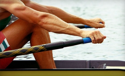 Intro Rowing Class or Four-Day Youth Rowing Summer Camp for One or Two at Everett Rowing Association (Up to 55% Off)