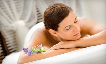 Two 60-Minute Relaxation Massages, Brazilian Waxes, or Fruit-Enzyme Peels at Mona Lisa Salon & Spa (Up to 59% Off)