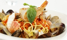Italian Food at Roma Ristorante (Half Off). Two Options Available.