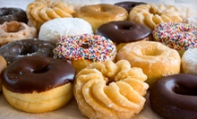 Donuts and Coffee at Donut D-Light (Half Off). Two Options Available.