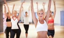 Five Fitness Classes or One Month of Unlimited Fitness Classes at American Fitness (Up to 56% Off)
