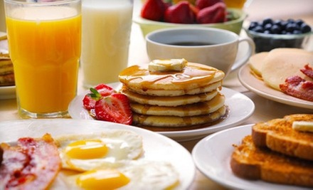 $10 for $20 Worth of Breakfast and Lunch at Nina's Cafe