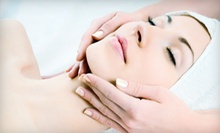 Microdermabrasion with Express Facial or 24K Gold Facial at True Salon and Spa in Elk Grove (Up to 72% Off)