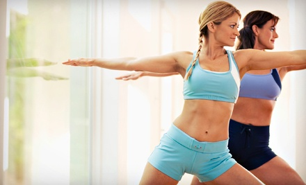 $49 for One Month of Unlimited Hot or Regular Yoga Classes at Stafford House of Yoga ($125 Value)