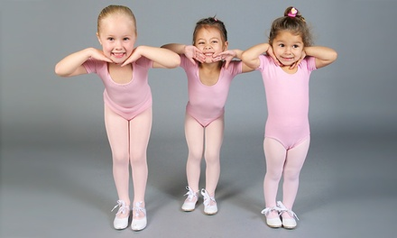 Four or Eight Children's Dance Classes at The Royal Dance Academy (Up to 52% Off)