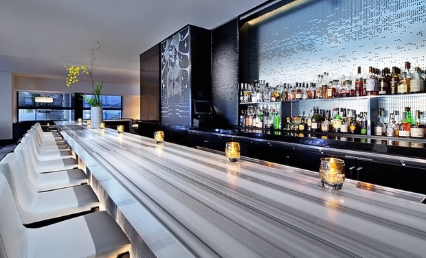 Stay at 4-Star Le Meridien Hotel