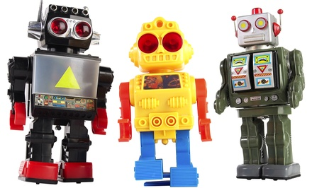 One-Day Afterschool Robotics Workshop for One or Two Children at Rolling Robots (42% Off)