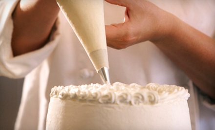 Buttercream Basics Cake-Decorating Class for One or Two at Cincinnati Cake and Candy Supplies (53% Off)