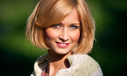 $29 for Women's Haircut and Deep Conditioning at Blush Salon and Spa ($45 Value)