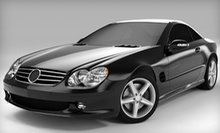 $12 for Ritz Wash with Rain-X, Triple Polish, Tire Dressing, and Interior Vacuum at Bethpage Car Wash (Up to $25 Value)
