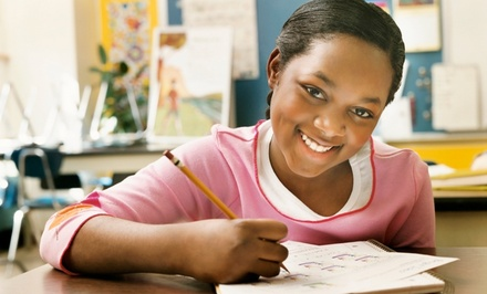 $89 for a Tutoring Package with Skills Assessment and 4 Tutoring Sessions at Sylvan Learning Center (Up to $375 Value)