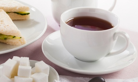 Tea and Sandwiches for Two, Four, or Six at Southern Charm (50% Off)