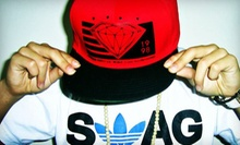 $10 for $20 Worth of Sports-Themed Hats, Jewelry, and Apparel at Miami Snapback Kings