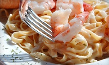 $15 for $30 Worth of Seasonal Mediterranean and Eastern European Cuisine at LiLLiES Restaurant and Bar