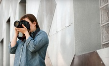 Two-Hour Introductory, Intermediate, or Advanced Photography Class at Electric Avenue (Half Off)