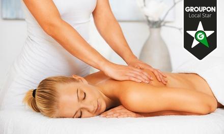 Pharmaestetic — Matosinhos: 3 ou 5 massagens à escolha entre vários tipos de massagem desde 39,90€