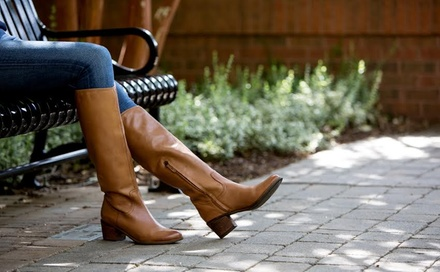 Designer Heels, Boots, and Shoes from Heels.com (51% Off). Two Options Available.