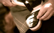 $19 for $40 Worth of Shoe- and Handbag-Repair Services at Alfredo the Shoemaker
