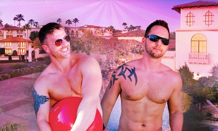 Gay Days Arizona Launch Party, Pool Party, or Sunflower Pass (Up to 55% Off). Five Options Available.