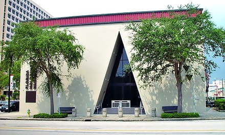 Visit for Two or Four or One-Year Family or Individual Membership to Florida Holocaust Museum (Up to 59% Off)
