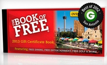 $27 for the Book of Free 2013 Gift-Certificate Book Including Shipping ($55.99 Value)