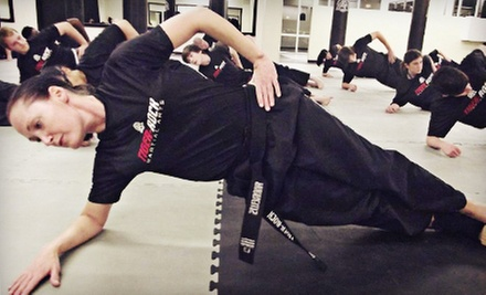 $59 for an Eight-Week Fitness Boot Camp at Jason Griffin&#x27;s Taekwondo Academy ($353 Value)