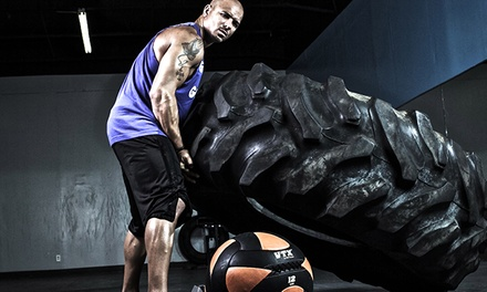 12 or 16 Boot-Camp Classes at Next Level Personal Training (Up to 51% Off)