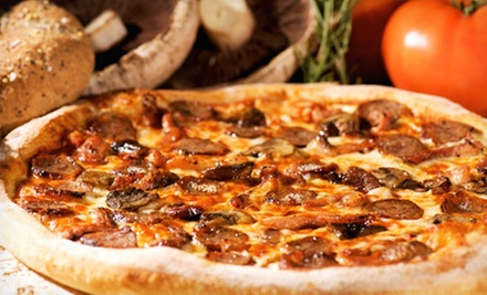 $10 for $20 Worth of Pizzeria Cuisine at Johnny Bueno&#x27;s Pizzeria