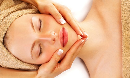 Spa Package with Massage and Facial at Rosewater Skin Care (52% Off)