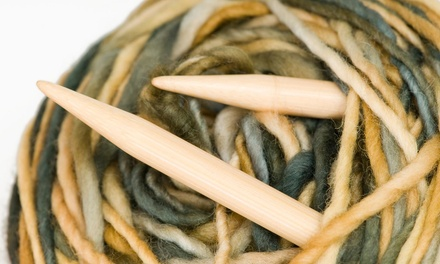 Up to 53% Off knitting at Nomad Yarns