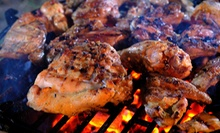 Jamaican Food at Jerk Machine (Up to 53% Off). Two Options Available.