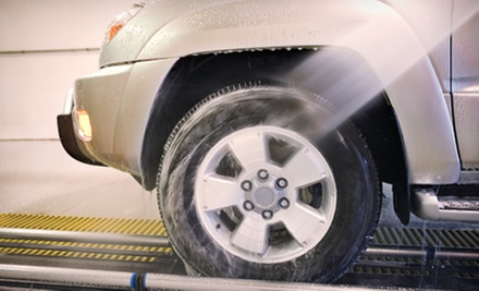 Two, Three, or Five Supreme Automatic Car Washes at Clear Water Car Wash (Up to 60% Off)