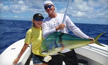 $75 Toward Fishing and Sandbar Excursions