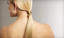 $99 for a Japanese Straightening Treatment or a Keratin Treatment at Shear Madness ($250 Value)