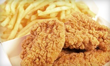 $10 for Two Vouchers, Each Valid for $10 Worth of Halal Meals at DD's Chicken & Seafood ($20 Total Value)