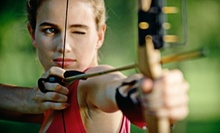 Archery Lessons or Outings at Outdoor Pro Shops, Inc. (Up to 85% Off). Four Options Available.