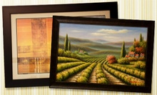 $29 for $110 Worth of Custom Framing at Art Heads Custom Framing 
