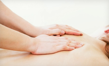 One 60- or 90-Minute Massage, or Four 60-Minute Massages at Gyre Bodyworks (Up to 53% Off)