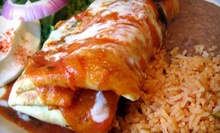 $5 for $10 Worth of Mexican Food at MasFajitas Mexican Restaurant