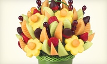 Fruit Bouquets, Chocolate-Dipped Fruit, and Gifts at Edible Arrangements (Up to 58% Off). Two Options Available.