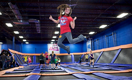 Trampoline Fitness or Boot-Camp Passes for June or July at Sky Zone and Body Within (Up to 51% Off)