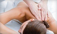 One or Three 60-Minute Massages with Chiropractic Exam and Consultation from Dr. Glen R. Cauble, DC (Up to 65% Off)