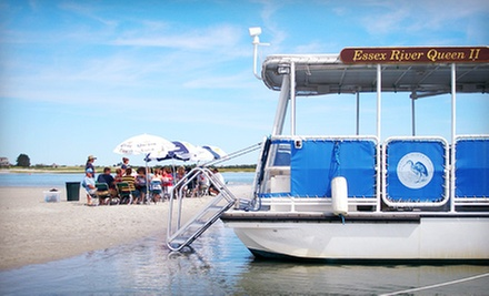 Four-Hour Cruise and Beach Clambake from Essex River Cruises and Charters on June 1, June 15, or September 14 (51% Off)