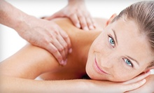 60- or 90-Minute Massage with Chiropractic Exam and Adjustment at Advanced Chiropractic and Wellness Center (80% Off)