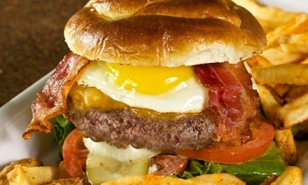 Beer and Burgers for Two or $12 for $20 Worth of American Food at Kitchen 67