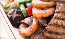 $20 for $40 Worth of Japanese Hibachi Cuisine at Kobe Steak House of Japan in Maryland Heights