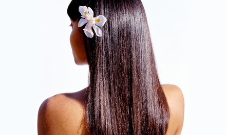 $99 for Keratin Treatment at Studio A Salon ($240 Value)