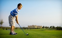 Four or Eight Three-Hour Junior Golf Camp Sessions at John O'Leary Golf Academy (Up to 56% Off)