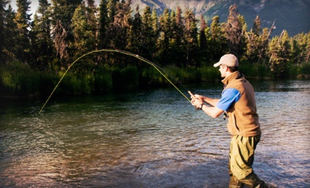 Half-Day Walk and Wade Lesson, Evening Float Fishing Trip, or Both for Two People from Rock-N-Row (Up to 53% Off)